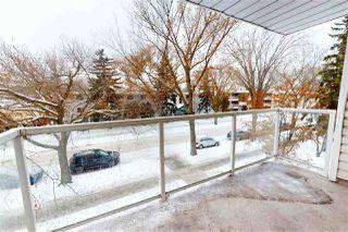 Photo 21: 303 11807 101 Street NW in Edmonton: Zone 08 Condo for sale : MLS®# E4221422