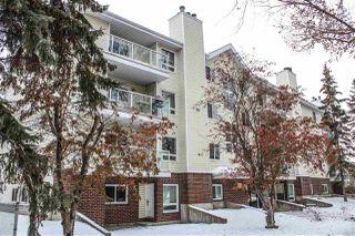 Photo 1: 303 11807 101 Street NW in Edmonton: Zone 08 Condo for sale : MLS®# E4221422