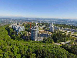 "Photo 2: 1604 8850 UNIVERSITY Crescent in Burnaby: Simon Fraser Univer. Condo for sale in ""The Peak at SFU"" (Burnaby North)  : MLS®# R2387928"