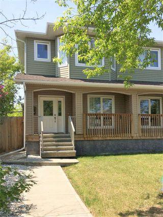 Photo 2: 10708 151 Street in Edmonton: Zone 21 House Half Duplex for sale : MLS®# E4166574