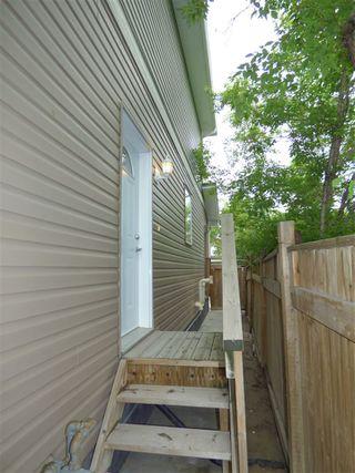 Photo 26: 10708 151 Street in Edmonton: Zone 21 House Half Duplex for sale : MLS®# E4166574
