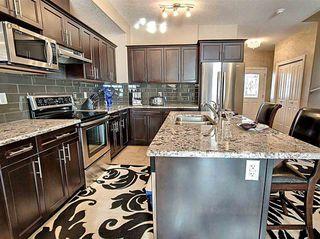 Photo 9: 10708 151 Street in Edmonton: Zone 21 House Half Duplex for sale : MLS®# E4166574