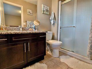 Photo 19: 10708 151 Street in Edmonton: Zone 21 House Half Duplex for sale : MLS®# E4166574