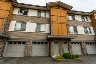 "Main Photo: 87 34248 KING Road in Abbotsford: Poplar Townhouse for sale in ""ARGYLE"" : MLS®# R2395335"