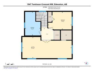 Photo 43: 1947 TOMLINSON Crescent in Edmonton: Zone 14 House for sale : MLS®# E4185150
