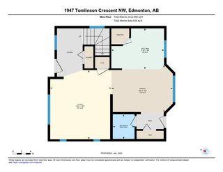 Photo 42: 1947 TOMLINSON Crescent in Edmonton: Zone 14 House for sale : MLS®# E4185150