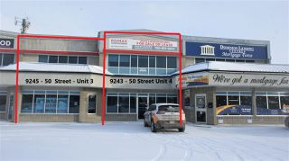 Main Photo: 9245 50 Street NW in Edmonton: Zone 42 Industrial for sale or lease : MLS®# E4185359