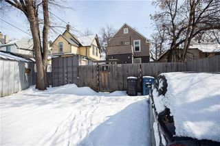 Photo 37: 638 Simcoe Street in Winnipeg: Residential for sale (5A)  : MLS®# 202005581