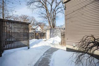 Photo 38: 638 Simcoe Street in Winnipeg: Residential for sale (5A)  : MLS®# 202005581