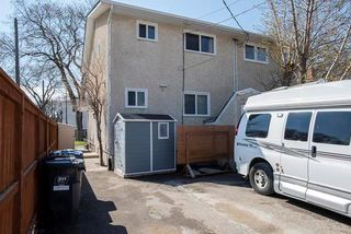 Photo 26: 713 Walker Avenue in Winnipeg: Lord Roberts Residential for sale (1Aw)  : MLS®# 202010685