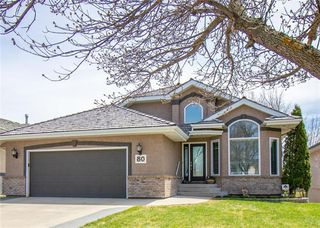 Photo 1: 80 Vanderbilt Drive in Winnipeg: Whyte Ridge Residential for sale (1P)  : MLS®# 202010810