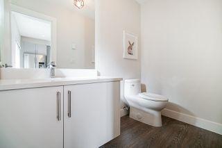 "Photo 17: 1 843 EWEN Avenue in New Westminster: Queensborough Townhouse for sale in ""EWEN"" : MLS®# R2494169"