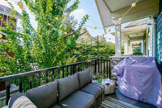 "Photo 32: 1 843 EWEN Avenue in New Westminster: Queensborough Townhouse for sale in ""EWEN"" : MLS®# R2494169"