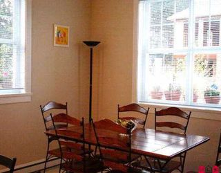 "Photo 4: 76 15075 60TH AV in Surrey: Sullivan Station Townhouse for sale in ""NATURE'S WALK"" : MLS®# F2610395"