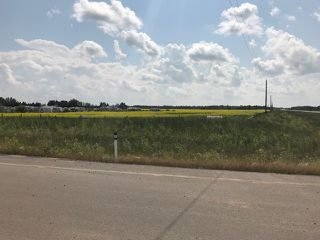 Photo 1: 57220 RR 231: Rural Sturgeon County Rural Land/Vacant Lot for sale : MLS®# E4165186