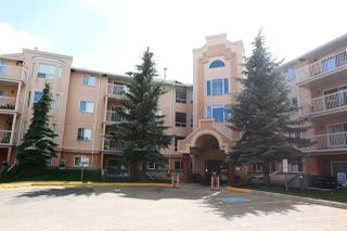 Photo 1: 311 10945 21 Avenue in Edmonton: Zone 16 Condo for sale : MLS®# E4173061