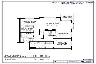 "Photo 2: 203 1441 BLACKWOOD Street: White Rock Condo for sale in ""Capistrano"" (South Surrey White Rock)  : MLS®# R2425820"