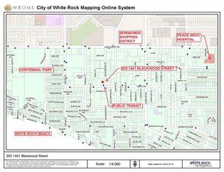 "Photo 9: 203 1441 BLACKWOOD Street: White Rock Condo for sale in ""Capistrano"" (South Surrey White Rock)  : MLS®# R2425820"