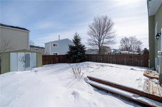Photo 17: 97 Wiltshire Bay in Winnipeg: Windsor Park Residential for sale (2G)  : MLS®# 202006073