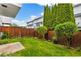 Photo 20: 4 3440 COAST MERIDIAN Road in Port Coquitlam: Lincoln Park PQ Townhouse for sale : MLS®# R2453231