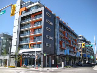 """Main Photo: 608 123 W 1ST Avenue in Vancouver: False Creek Condo for sale in """"COMPASS"""" (Vancouver West)  : MLS®# R2460353"""