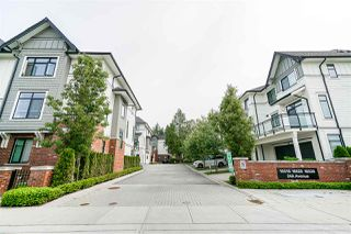 Main Photo: 20 16518 24A Avenue in Surrey: Grandview Surrey Townhouse for sale (South Surrey White Rock)  : MLS®# R2472694