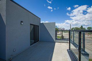 Photo 34: 9327 CONNORS Road in Edmonton: Zone 18 House Half Duplex for sale : MLS®# E4207248