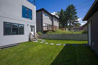 Photo 43: 9327 CONNORS Road in Edmonton: Zone 18 House Half Duplex for sale : MLS®# E4207248