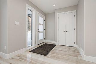 Photo 2: 9327 CONNORS Road in Edmonton: Zone 18 House Half Duplex for sale : MLS®# E4207248
