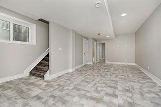 Photo 38: 9327 CONNORS Road in Edmonton: Zone 18 House Half Duplex for sale : MLS®# E4207248