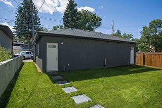 Photo 44: 9327 CONNORS Road in Edmonton: Zone 18 House Half Duplex for sale : MLS®# E4207248