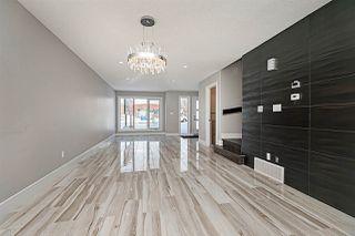 Photo 5: 9327 CONNORS Road in Edmonton: Zone 18 House Half Duplex for sale : MLS®# E4207248