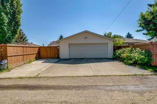 Photo 37: 15212 85 Avenue in Edmonton: Zone 22 House for sale : MLS®# E4208310
