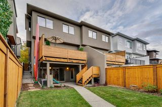 Photo 46: 3814 17 Street in Calgary: Altadore Semi Detached for sale : MLS®# A1041172