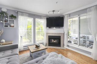 Photo 2: 110 1669 GRANT Avenue in Port Coquitlam: Glenwood PQ Condo for sale : MLS®# R2508334