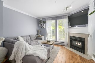 Photo 1: 110 1669 GRANT Avenue in Port Coquitlam: Glenwood PQ Condo for sale : MLS®# R2508334