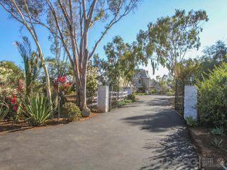 Photo 1: RANCHO SANTA FE House for sale : 5 bedrooms : 16544 Franzen Farm Rd in San Diego
