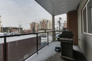 Photo 16: 206 10235 112 Street in Edmonton: Zone 12 Condo for sale : MLS®# E4221419