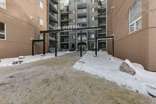 Photo 1: 206 10235 112 Street in Edmonton: Zone 12 Condo for sale : MLS®# E4221419
