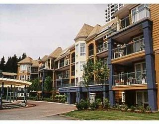 "Photo 1: 407 3075 PRIMROSE LN in Coquitlam: North Coquitlam Condo for sale in ""LAKESIDE TERRACE"" : MLS®# V604260"
