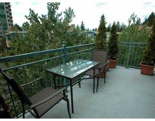 "Photo 5: 407 3075 PRIMROSE LN in Coquitlam: North Coquitlam Condo for sale in ""LAKESIDE TERRACE"" : MLS®# V604260"