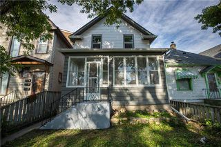 Photo 1: 548 Lipton Street in Winnipeg: Residential for sale (5C)  : MLS®# 1924140