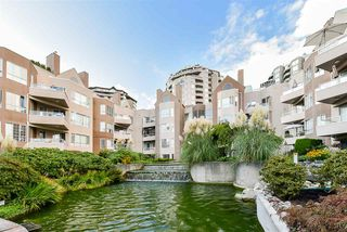 """Photo 3: 108 1150 QUAYSIDE Drive in New Westminster: Quay Condo for sale in """"Westport"""" : MLS®# R2404407"""