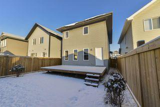 Photo 20: 16035 11 Avenue in Edmonton: Zone 56 House for sale : MLS®# E4179752