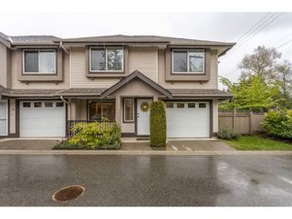 "Main Photo: 33 11860 210 Street in Maple Ridge: Southwest Maple Ridge Townhouse for sale in ""Westside Court"" : MLS®# R2451434"