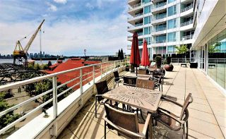 """Photo 4: 507 138 E ESPLANADE in North Vancouver: Lower Lonsdale Condo for sale in """"PREMIER AT THE PIER"""" : MLS®# R2466712"""