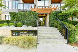 """Photo 22: 413 10477 154 Street in Surrey: Guildford Condo for sale in """"G3 RESIDENCES"""" (North Surrey)  : MLS®# R2498903"""