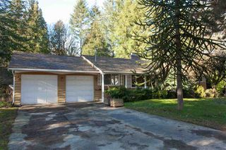 "Photo 1: 9671 161A Street in Surrey: Fleetwood Tynehead House for sale in ""TYNEHEAD AREA"" : MLS®# R2504077"