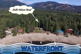 Main Photo: 3620 Hilliam Frontage Road in Scotch Creek: House for sale : MLS®# 10217240
