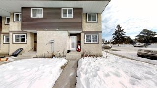 Photo 1: 924 LAKEWOOD Road N in Edmonton: Zone 29 Townhouse for sale : MLS®# E4186515